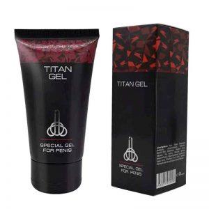 Apa itu Titan Gel — Titan Gel adalah obat universal untuk meningkatkan kekuatan pria.