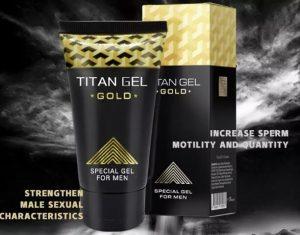 Efek Samping dari Titan-Gel Gold — krim tidak memiliki efek samping, karena komposisinya alami