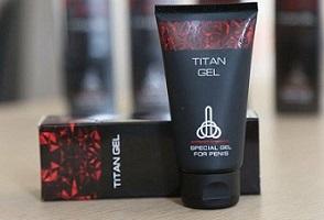 Komposisi Titan Gel — hanya bahan alami yang merupakan bagian dari Titan Gel