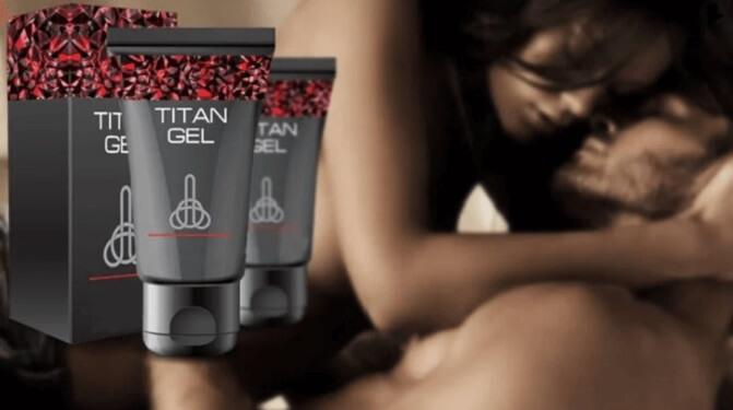 Manfaat Titan Gel — Pelepasan ekstrak dan komponen kunci lebih cepat untuk hasil (ereksi penis) yang lebih cepat